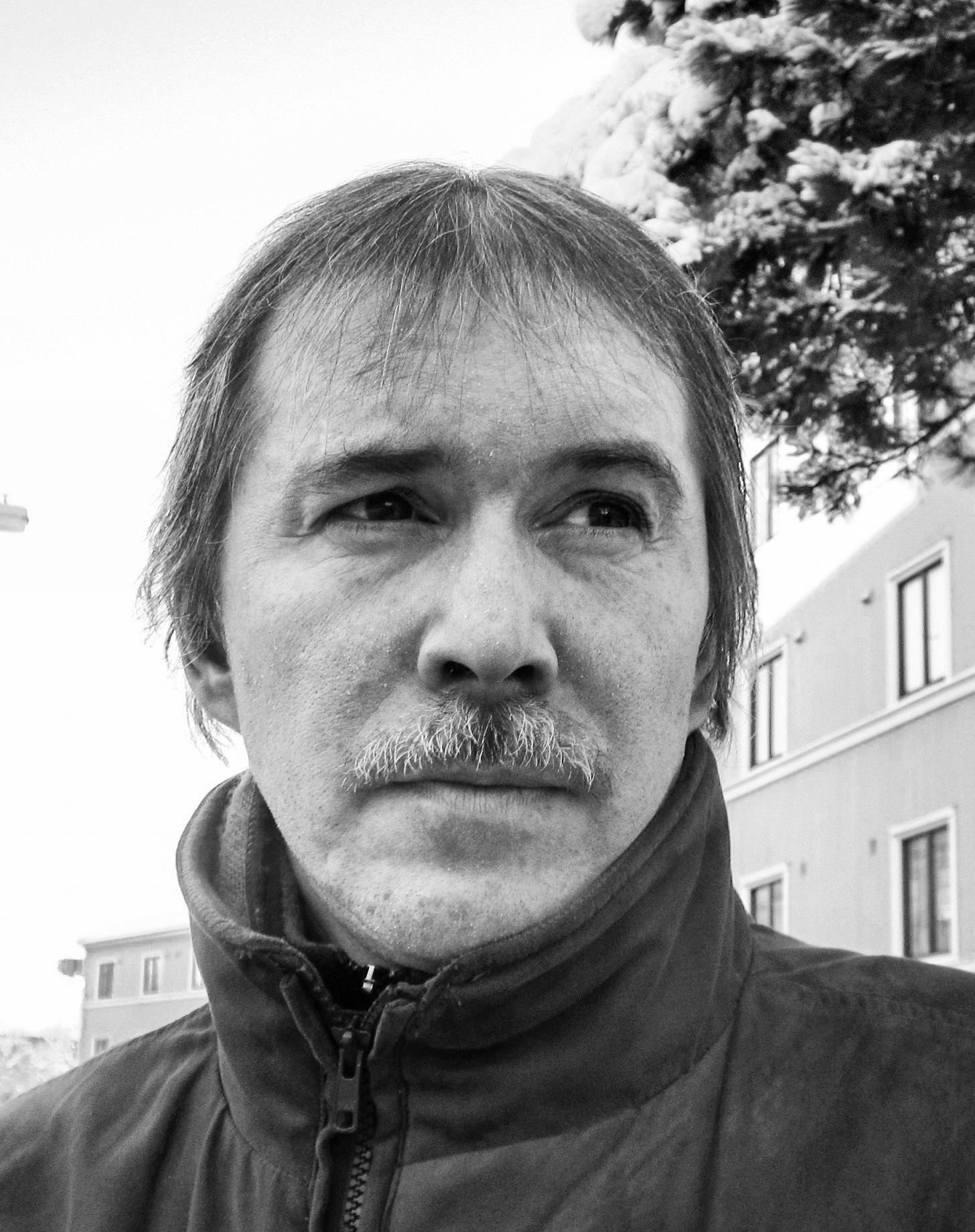 Ronnie Emanuelsson  Chaufför