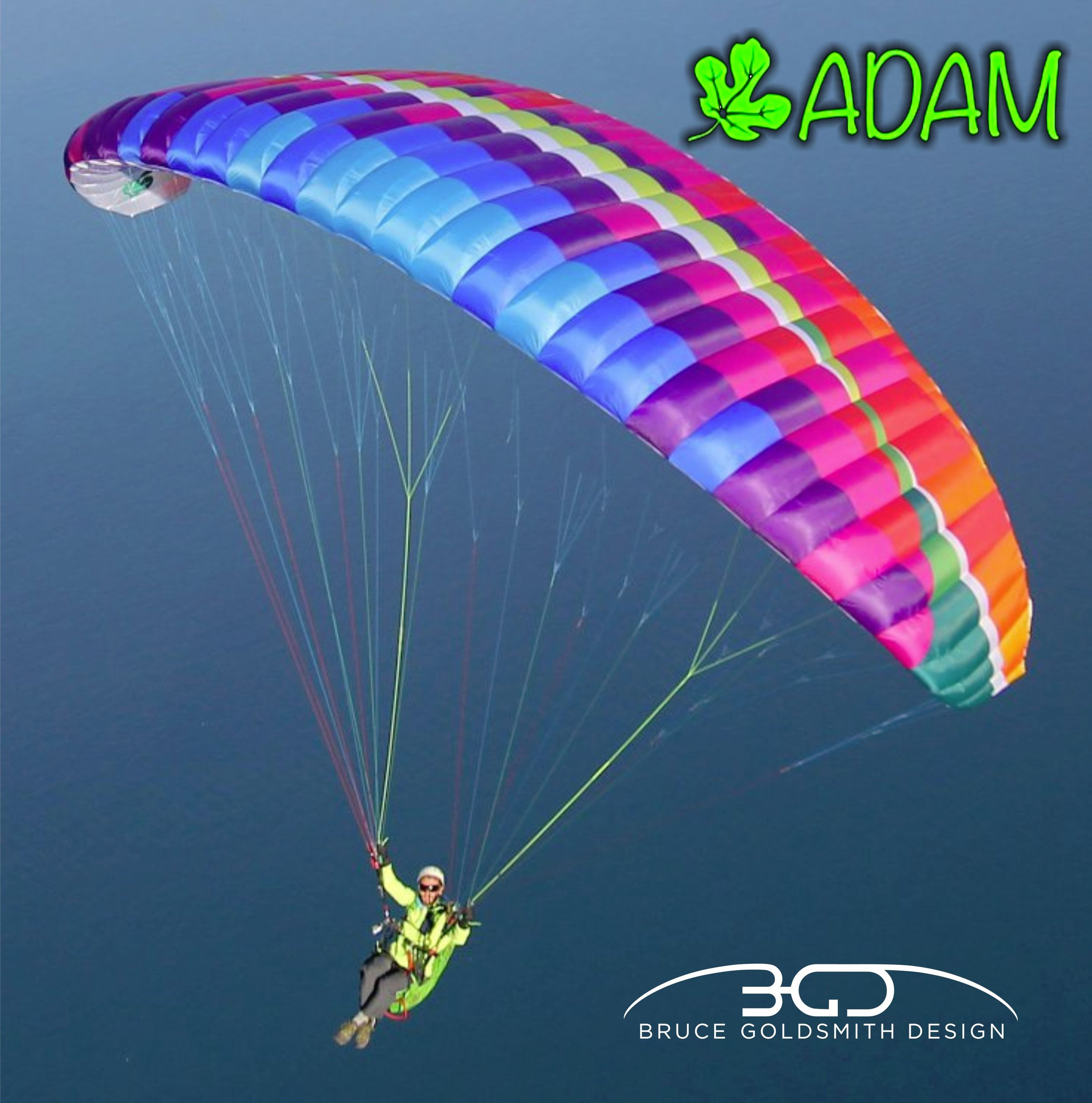BGD Adam — Skywalk Paragliding School