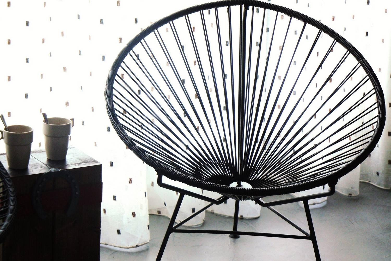 El Hotelito - silla habitación