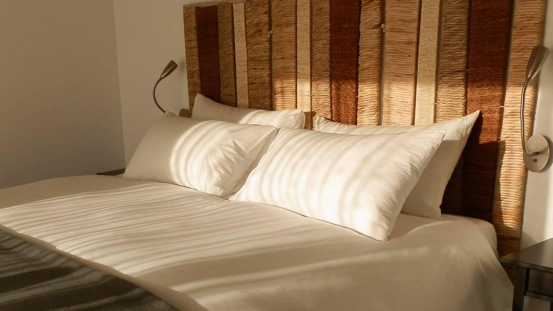 El Hotelito - cama