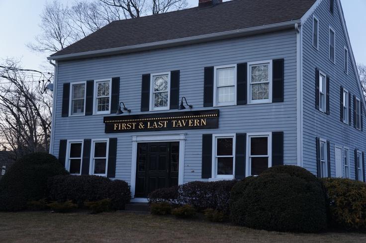 First & Last Tavern, Avon, CT