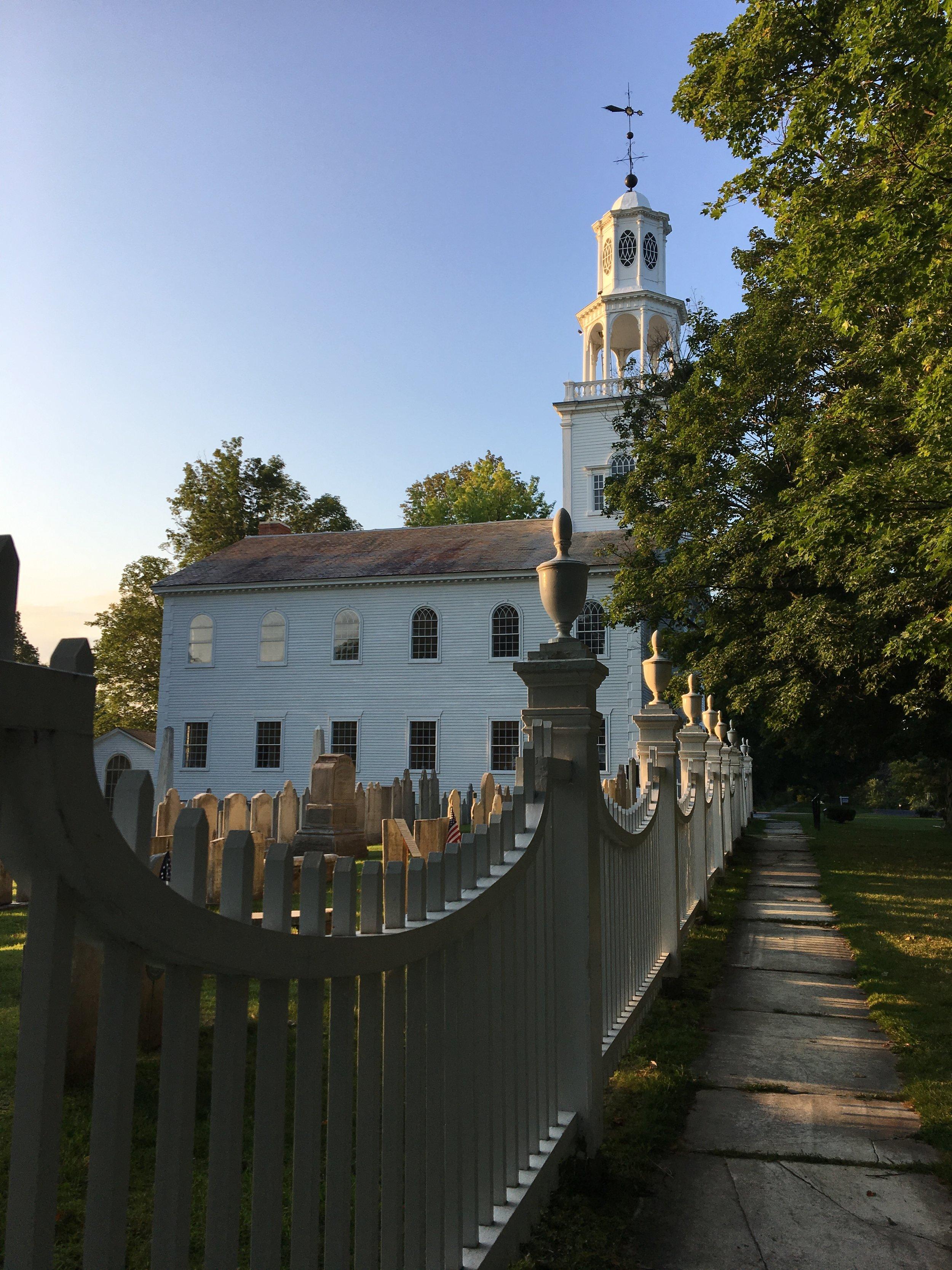 Old First Church, Bennington, VT