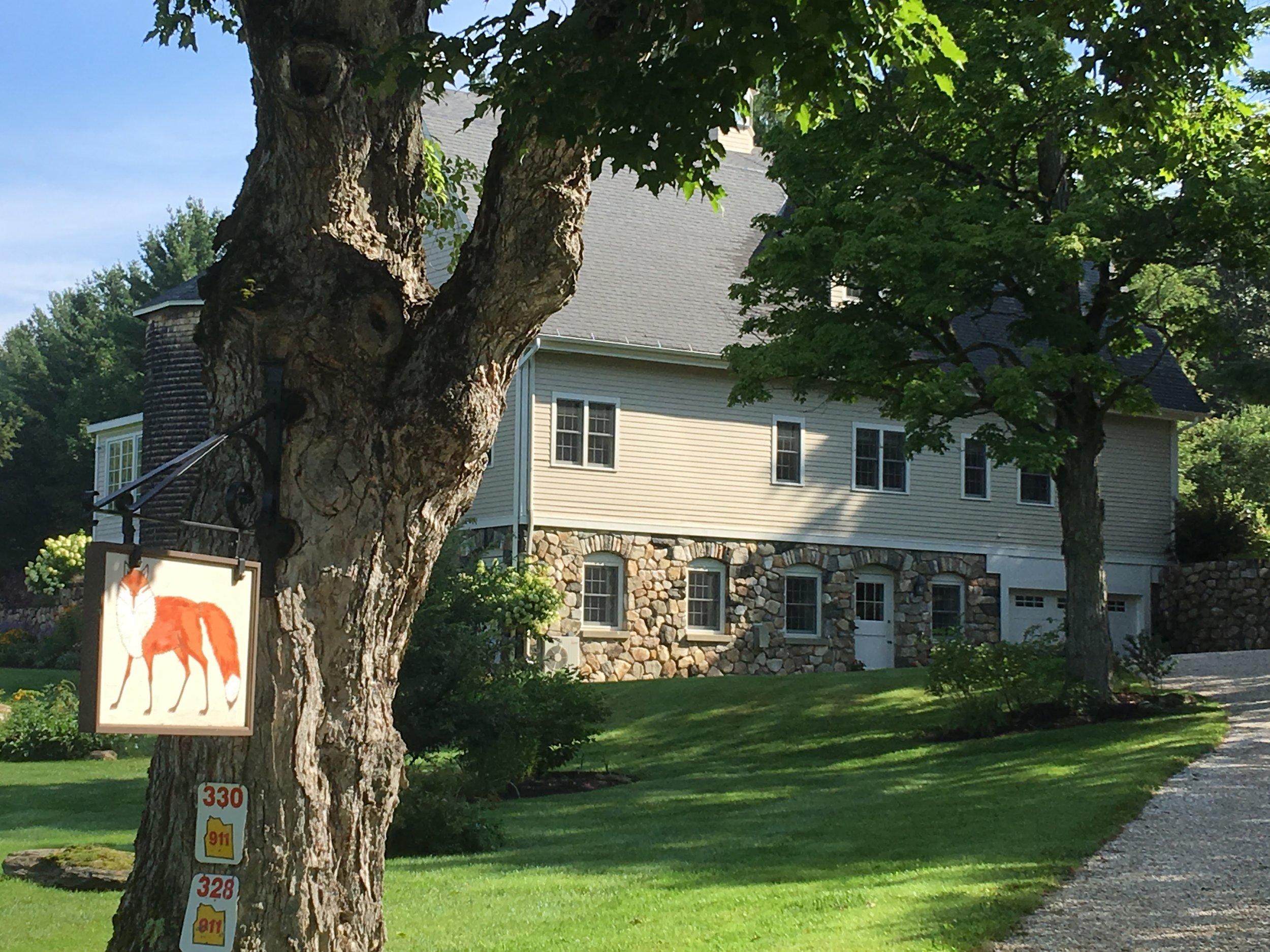 Red Fox Barn, New Marlborough, MA