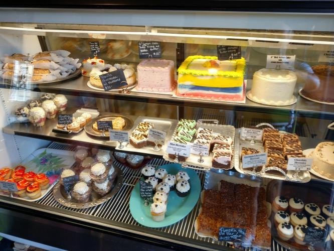 Delicious Second Street Bakery in Turners Falls