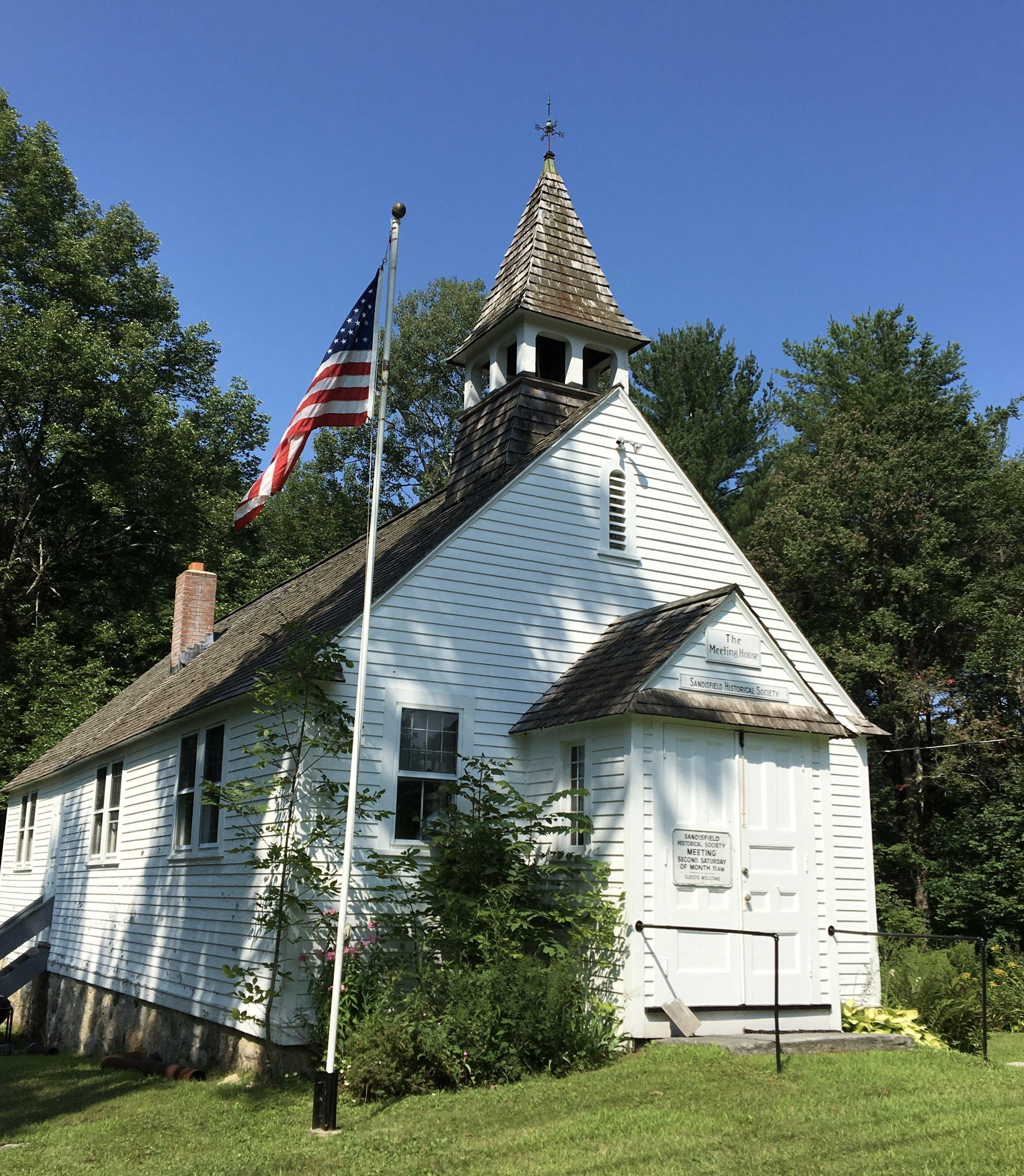 Sandisfield Meeting House