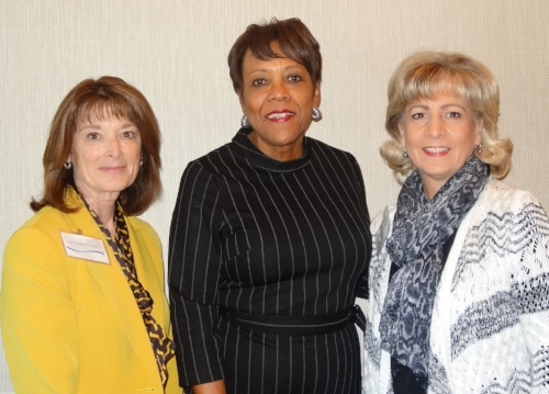 Kathleen Rebbert-Franklin the Deputy Director of Population Based Behavioral Health at the Maryland Behavioral Health Administration (BHA), Dr. Barbarba Bazron the Executive Director of the BHA, and Joan Webb Scornaienchi the Executive Director of HC DrugFree.