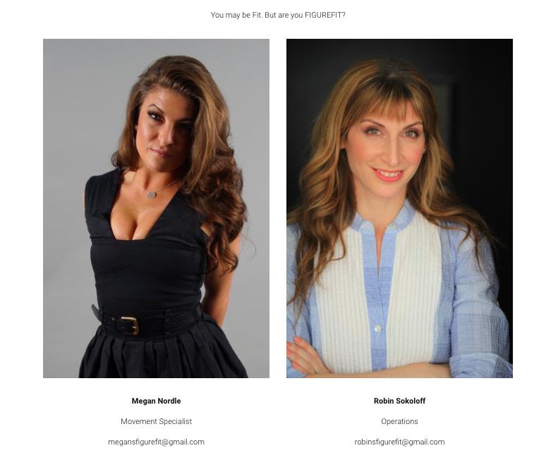 Megan Nordle | Robin Sokoloff | Figure Fit