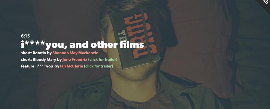 Bloody Mary Movie | Hustle Creative | Magan Wiles | Jono Freedrix