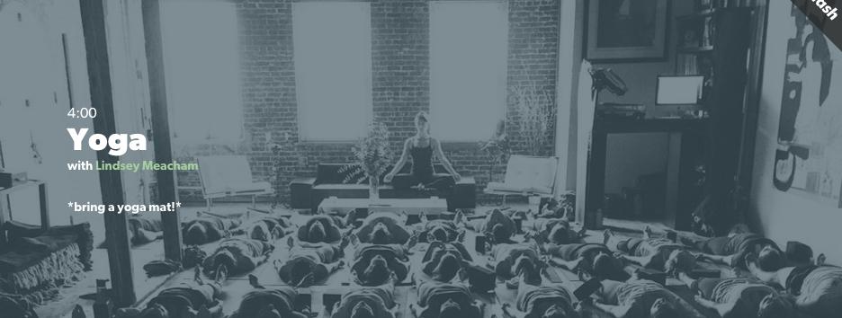Lindsay Meachum | Yoga | Loft227 | Anna Rooney