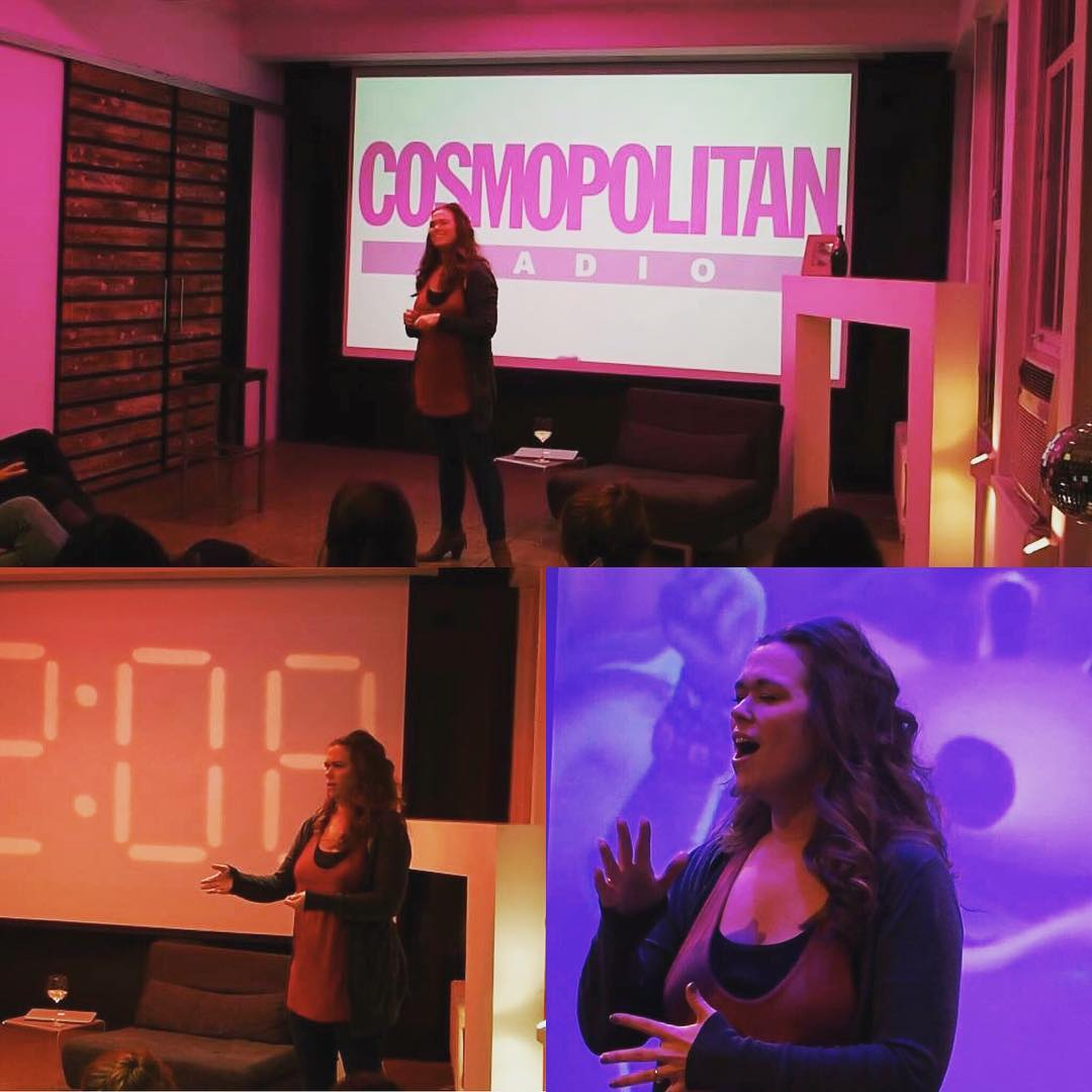 JESSTALK | Jess Milewicz | Magan Wiles | Hustle Creative | Robin Sokoloff
