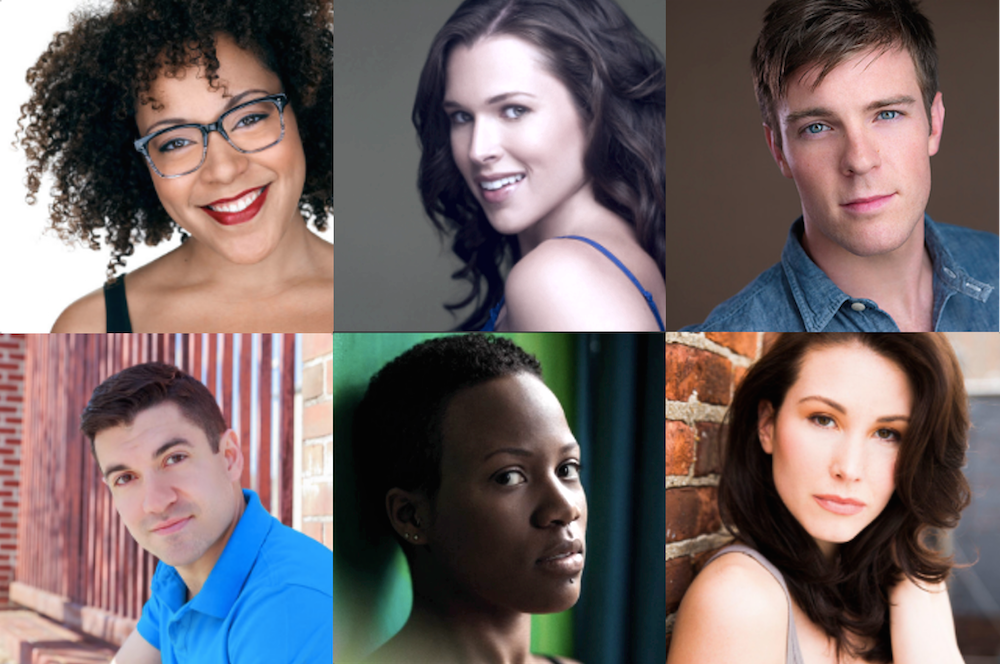 Performances By - Anastacia McClesky (The Book of Mormon, Violet, Hair, Tarzan), Billy Harrigan Tighe (Pippin, The Book of Mormon), Javier Ignacio (Side Show), Carla Stickler (Wicked), and Lilli Cooper (Spring Awakening, Wicked, SpongeBob), Loren Allred (The Voice)