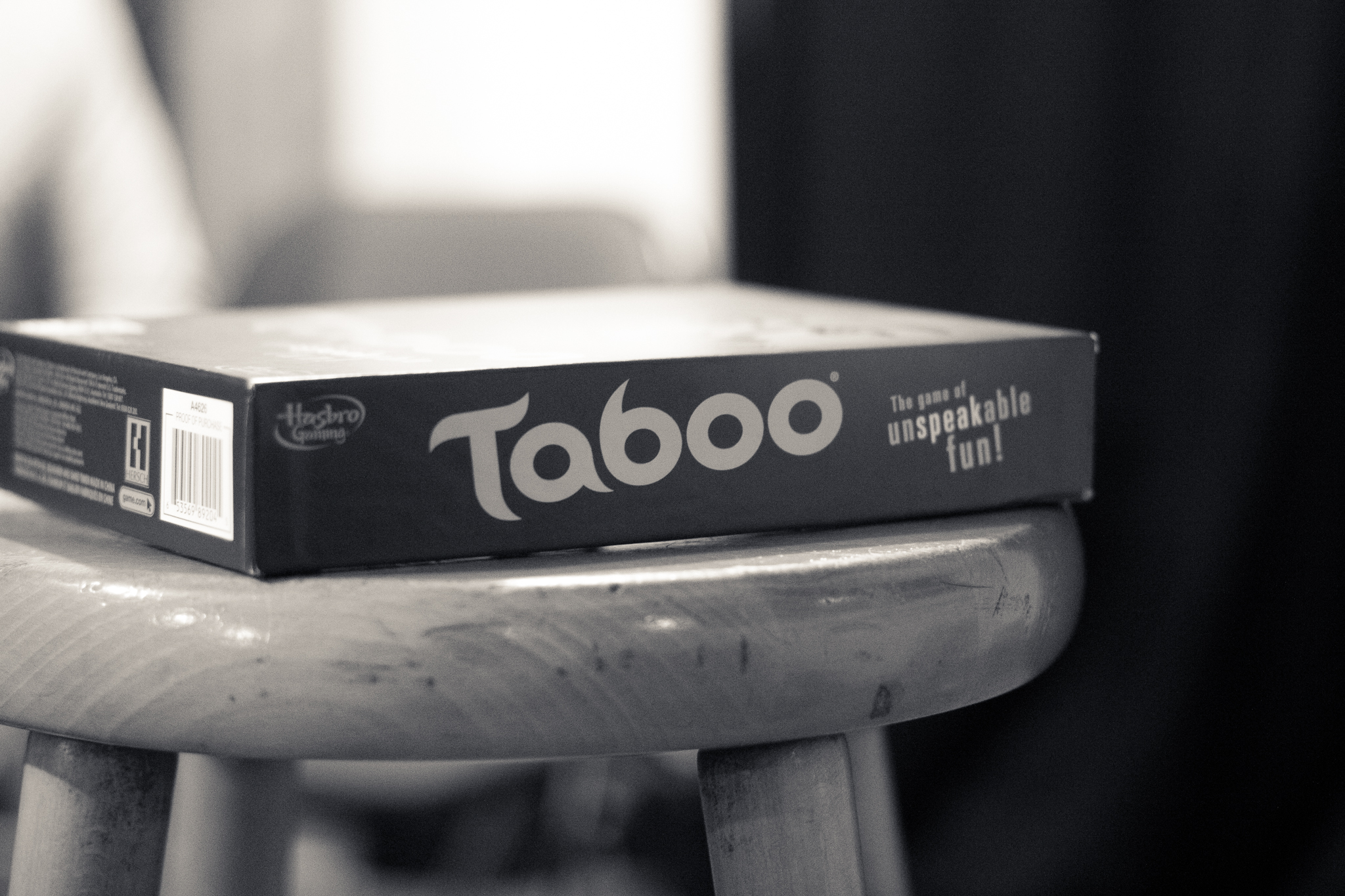 The Ministry of Taboo. Souls are sifted like wheat during this game.