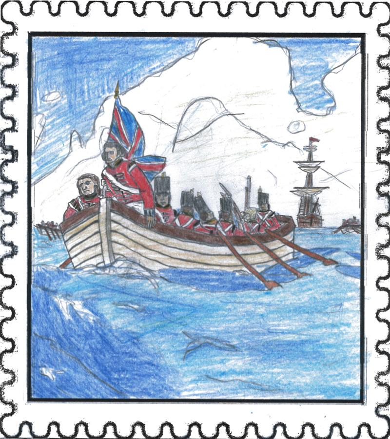 Second Place Winner of Newfoundland and Labrador Name: Kameron Collins Age: 12 School: Matthew's Elementary, St. John's
