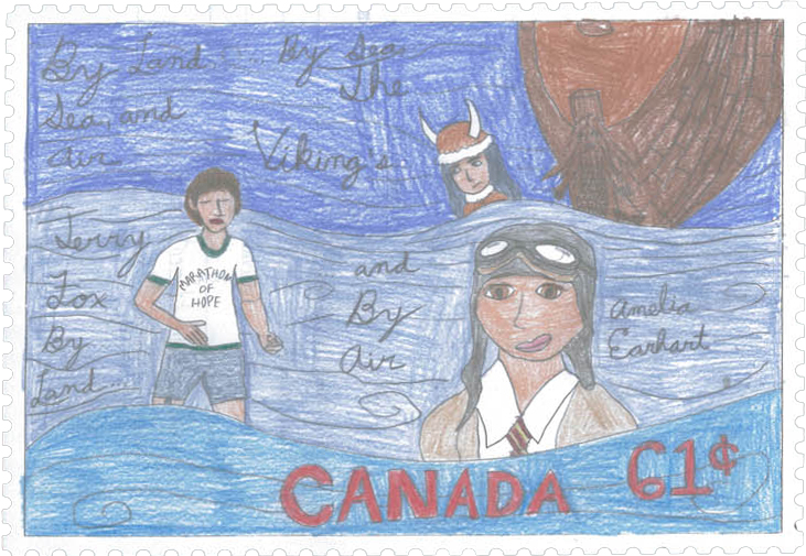 Avalon Regional Winner  Name:  breanna tilley  Age: 11, grade: 6 school: roncalli elementary town: st. john's