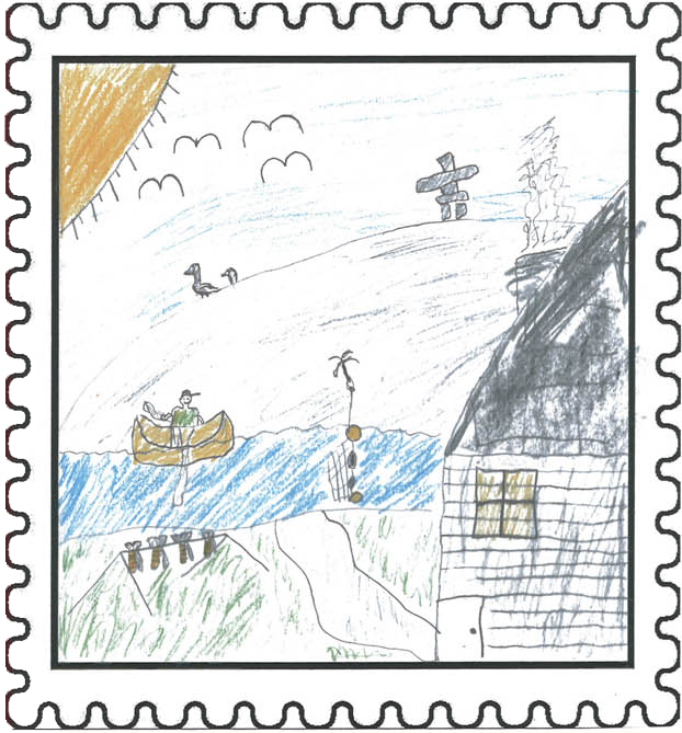Labrador East Regional winner  name:  devon lucy  age: 14, grade: 8 school: amos comenius memorial school town: hopedale