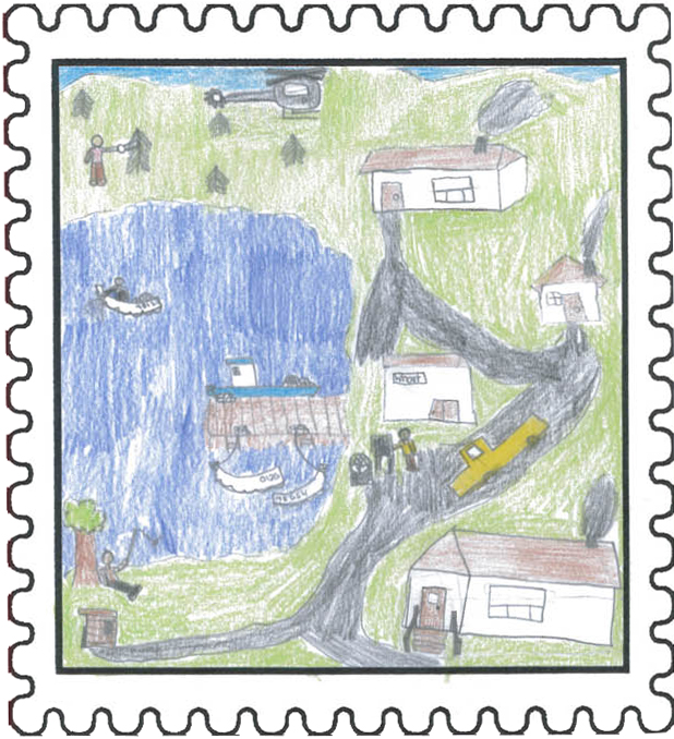Vista regional winner  name:  amy philpott  Age: 11, grade: 6 school: st. mark's school town: plate cove west