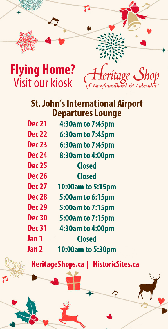 holiday hours airport