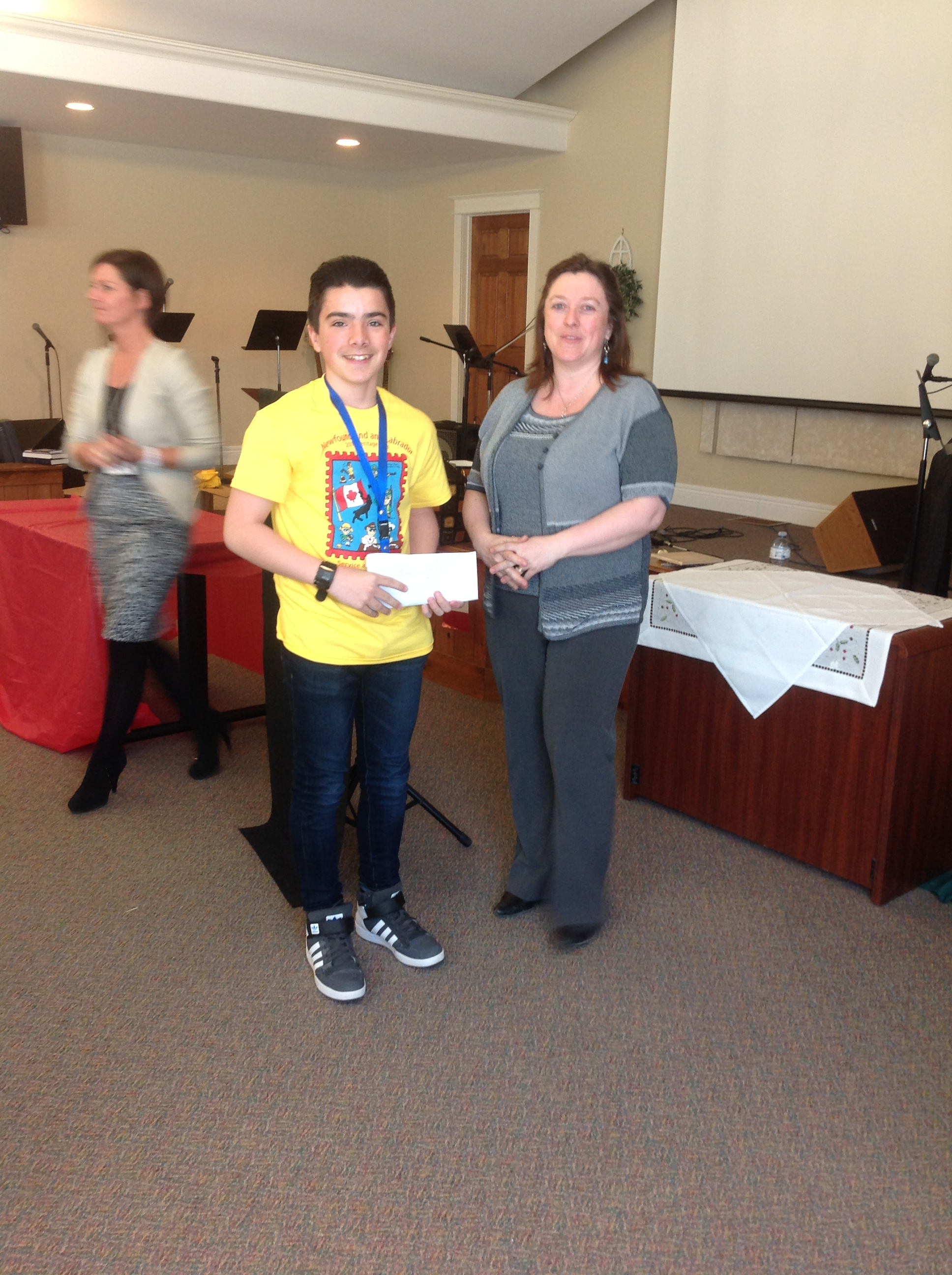 1st Place Winner - Evan Purchase