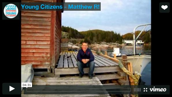 "Matthew Rogers  of St. John's "" Silver Fox Island """