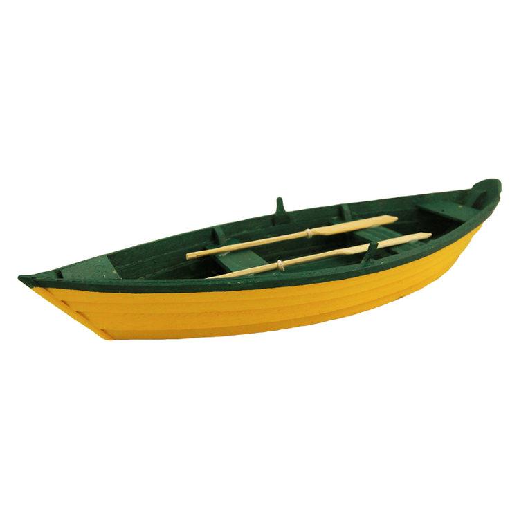 Dory Boat Figurine