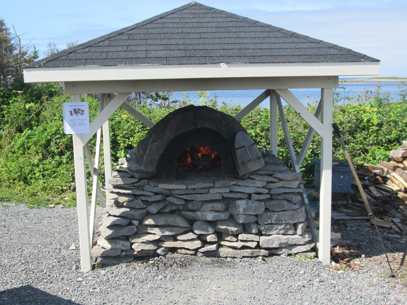 The French Bread Oven in Old Port au Choix