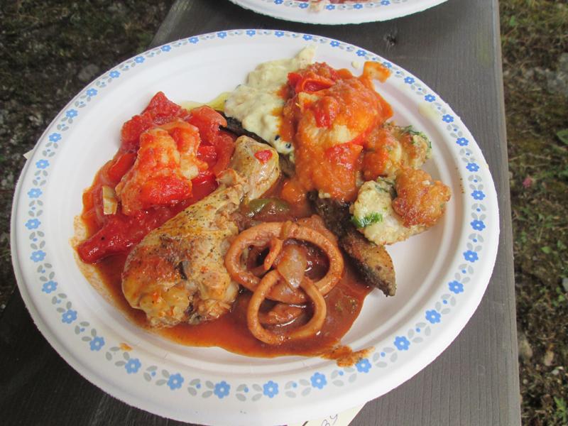Authentic gourmet French Basque cuisine!