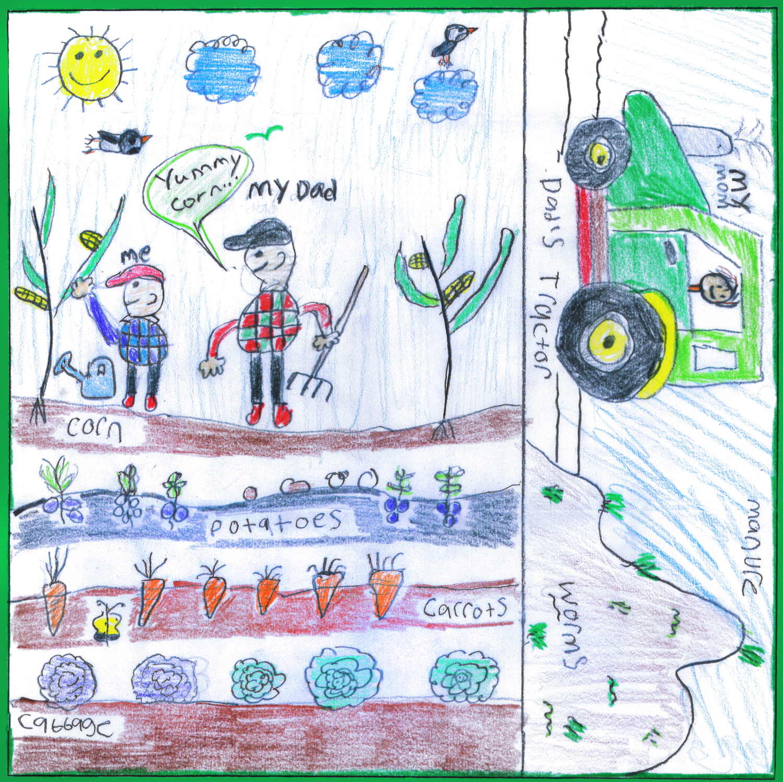 Provincial Winner   Newfoundland Fairytale by Olivia Blake Age: 15, Grade 10 Marystown Central High School