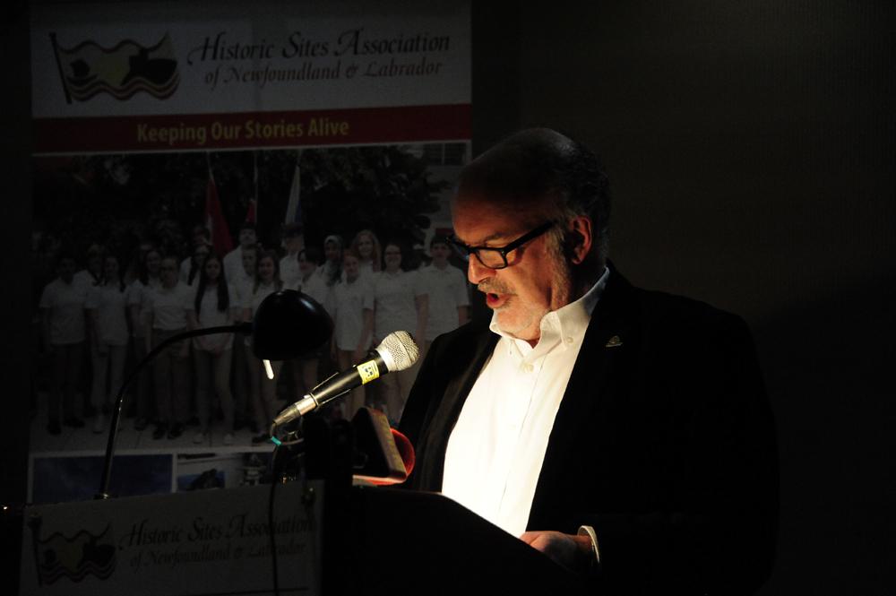 HSA Board Member Dave Lough describes the Trails Tales Tunes Festival