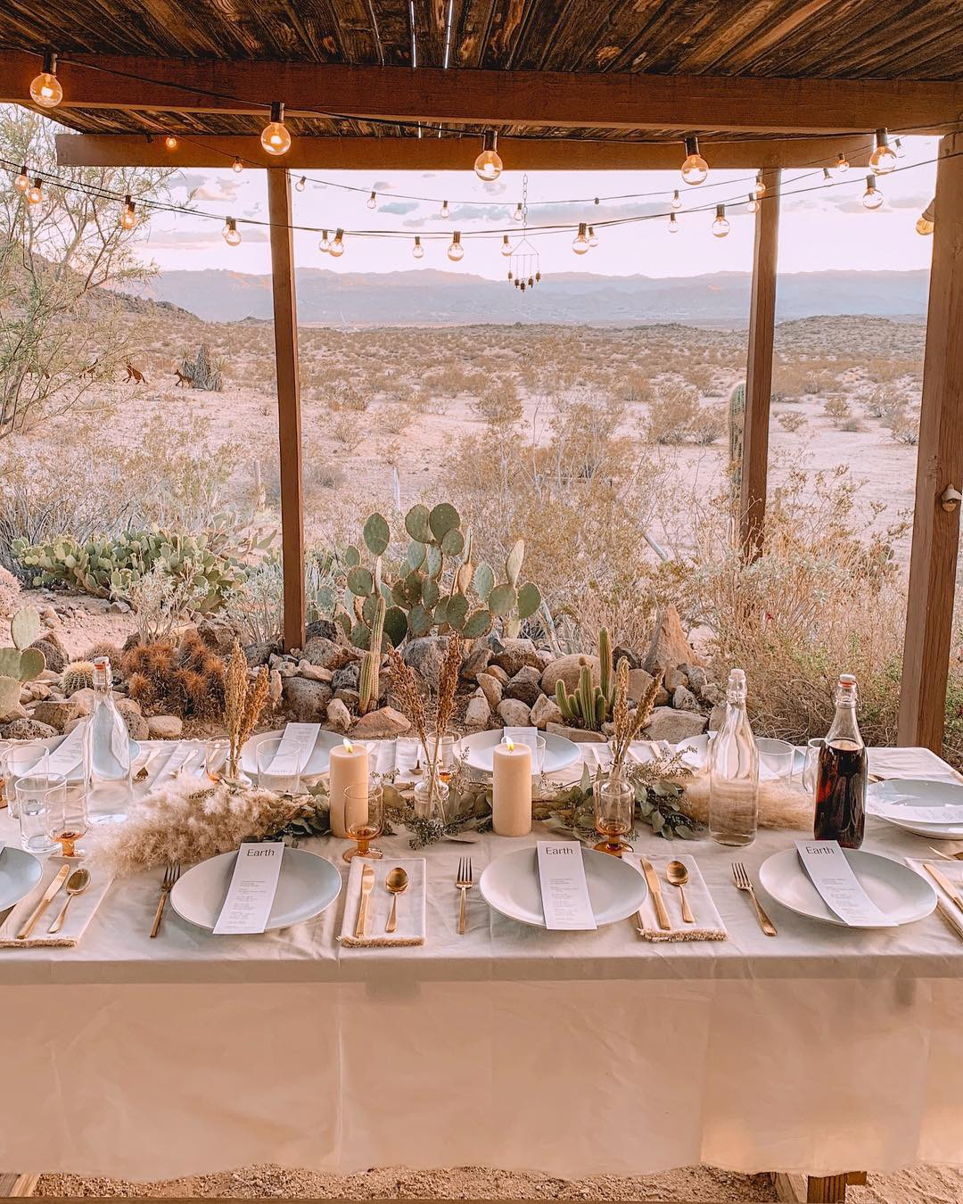Joshua Tree, California | Fall '18 Hosts + Photography | Rich + Sara Combs