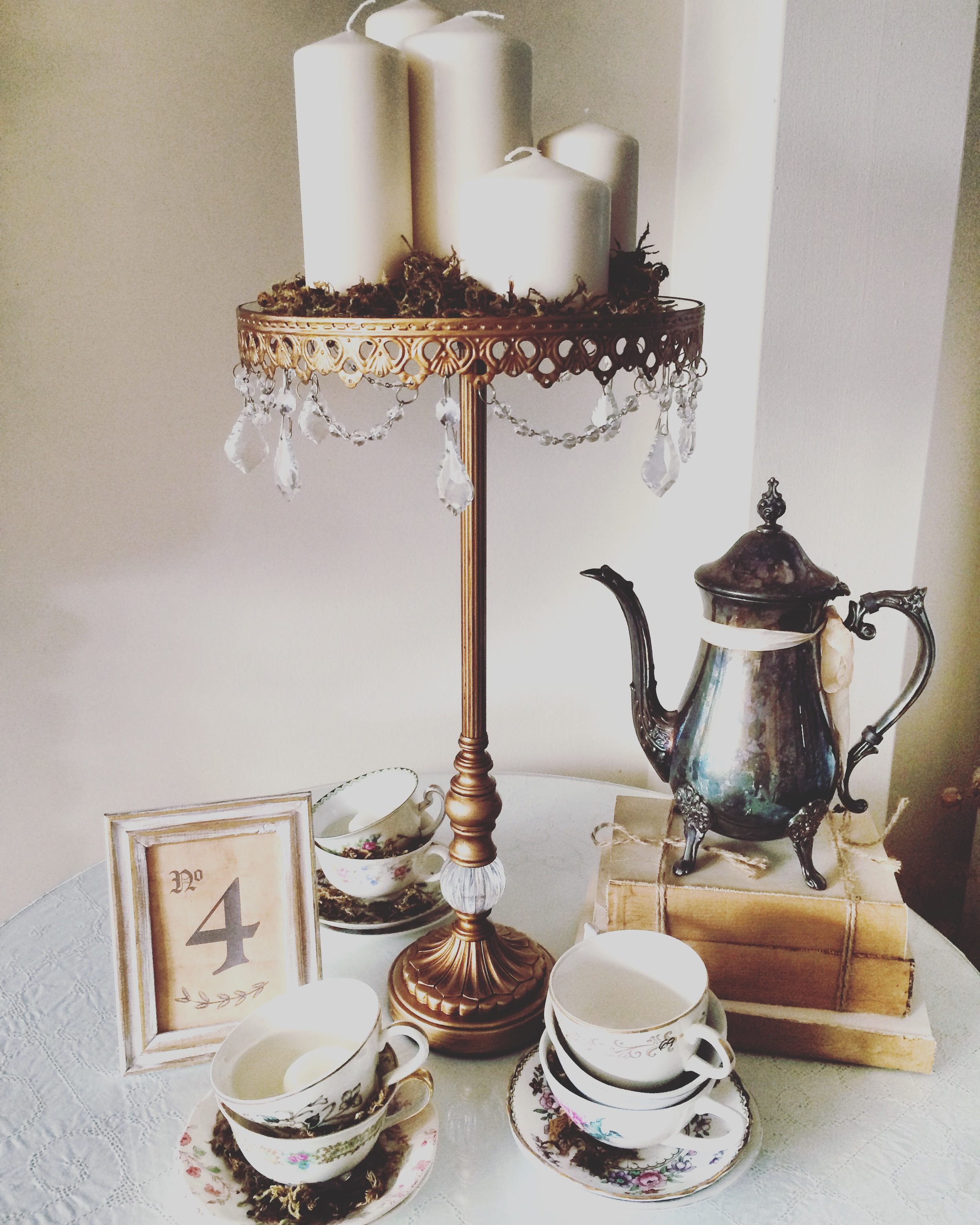 CANDLE COLLECTION (RUSTIC)