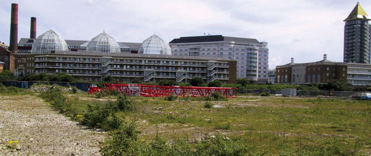 Project : Imperial Wharf, London