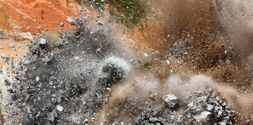 Seismic Refraction Survey at Colas Quarry Site