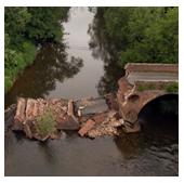 Eastham Bridge collapse