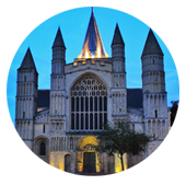 GPR at Rochester Cathedral