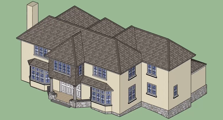 The above example of a SketchUp 3D model was produced by SUMO as the most suitable option for our client's individual needs to visualise the property.  SUMO liaised with the client to tailor a 3D deliverable suitable for their needs. All whilst minimising the cost and time taken to complete the model by using the most appropriate software for the job.