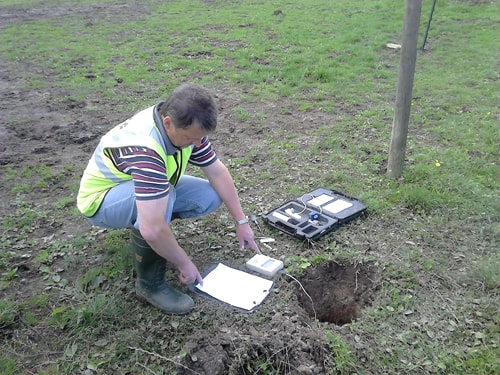 In-situ thermal resistivity testing with a needle probe .