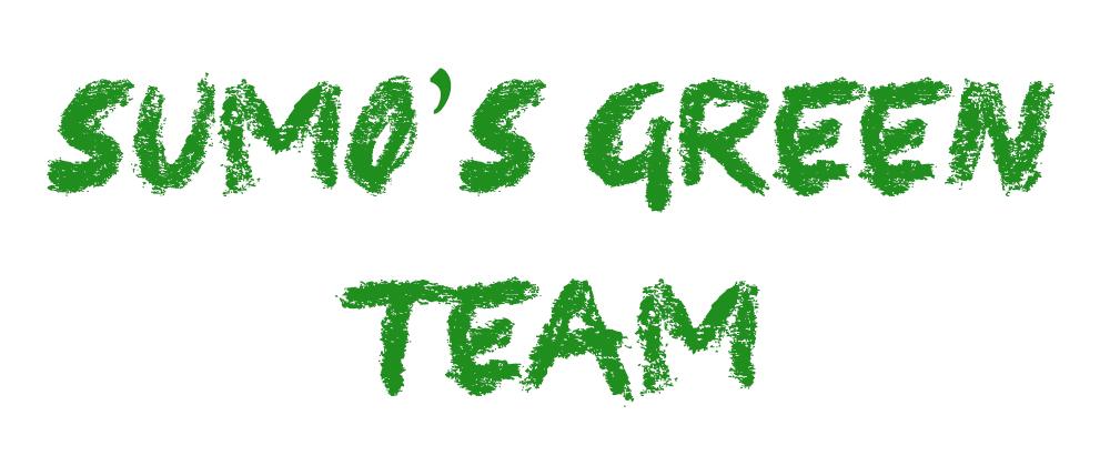 SUMO's Green Team