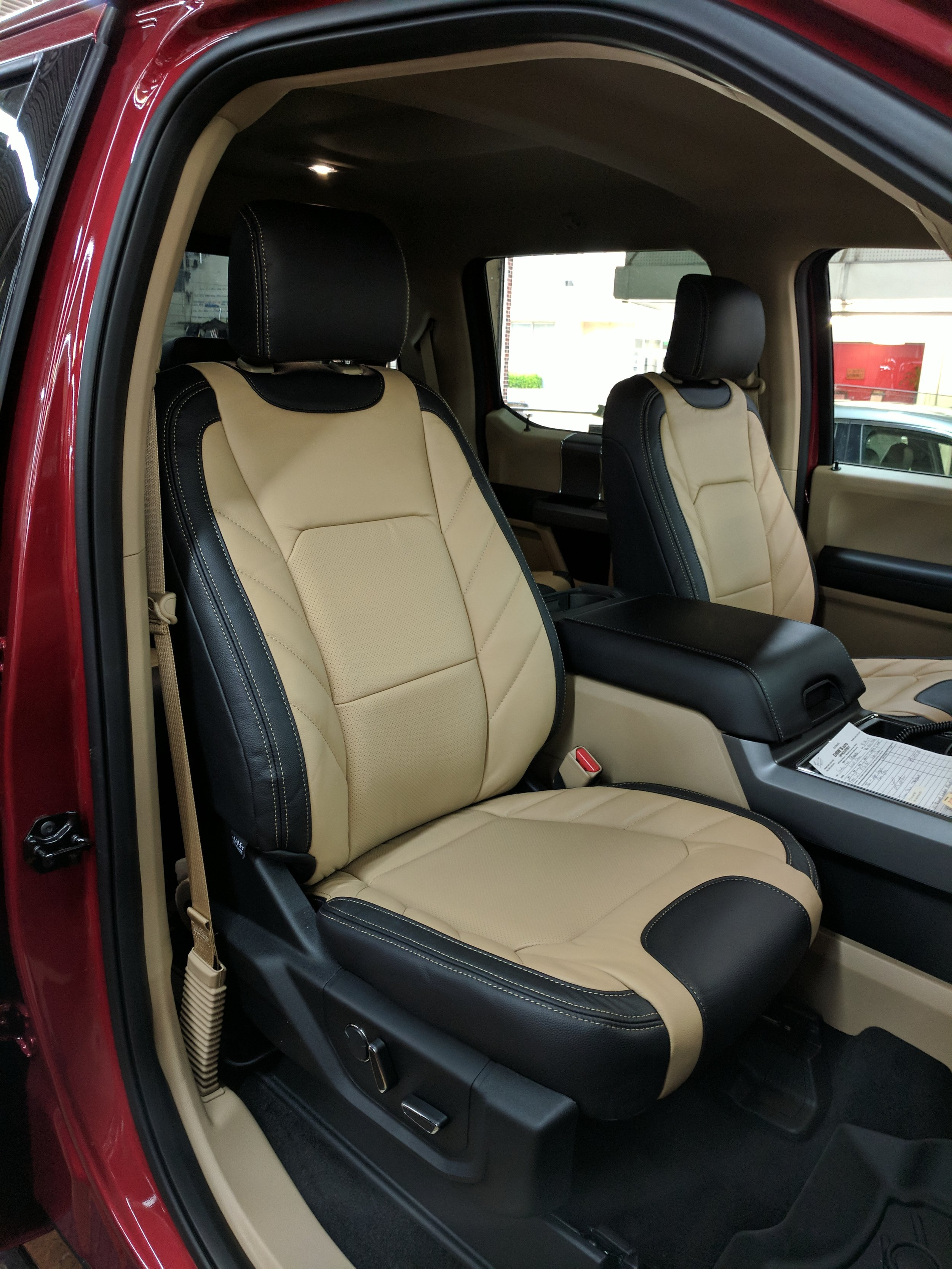 Auto Upholstery Leather
