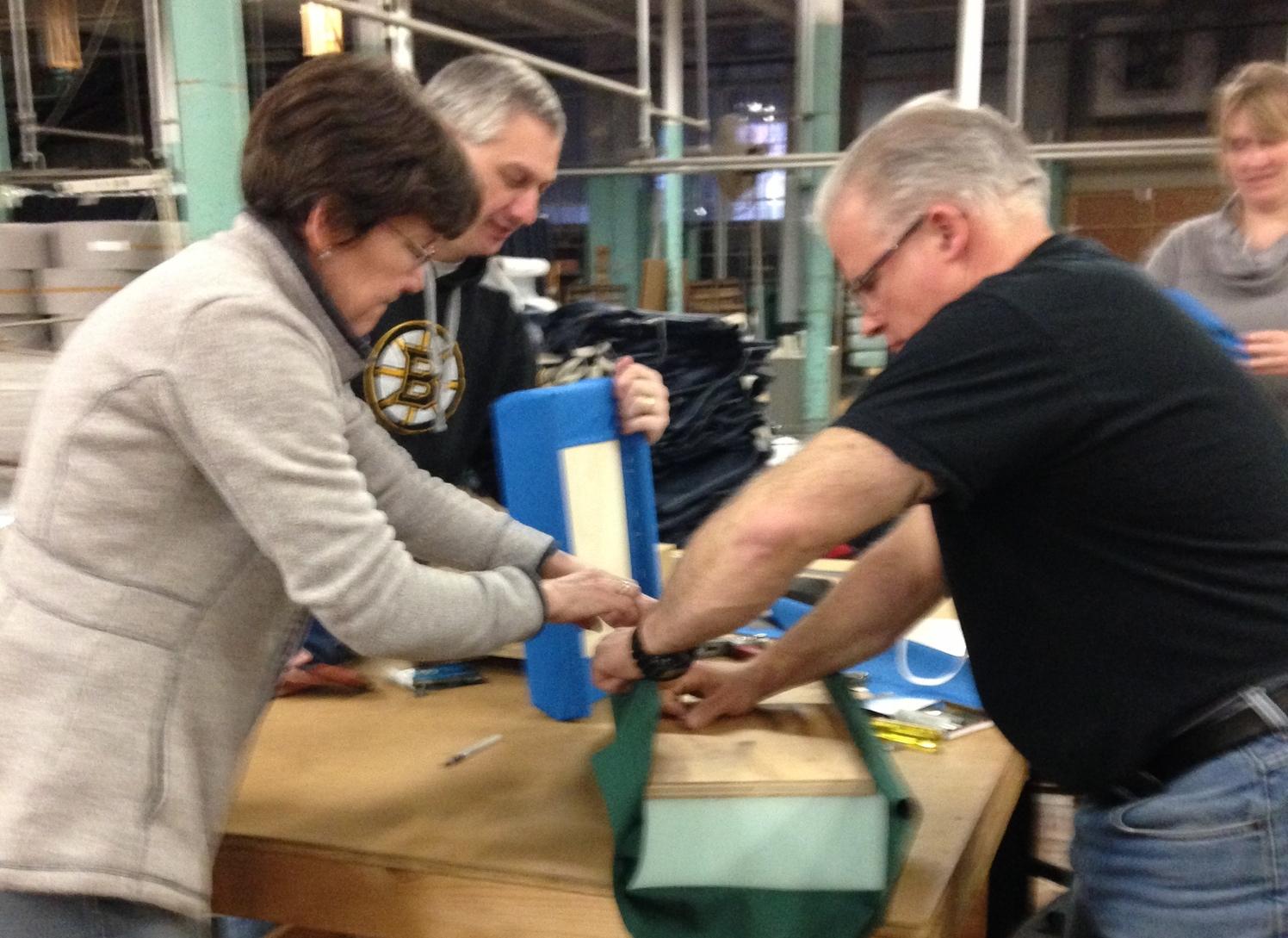 Seat Building Workshop