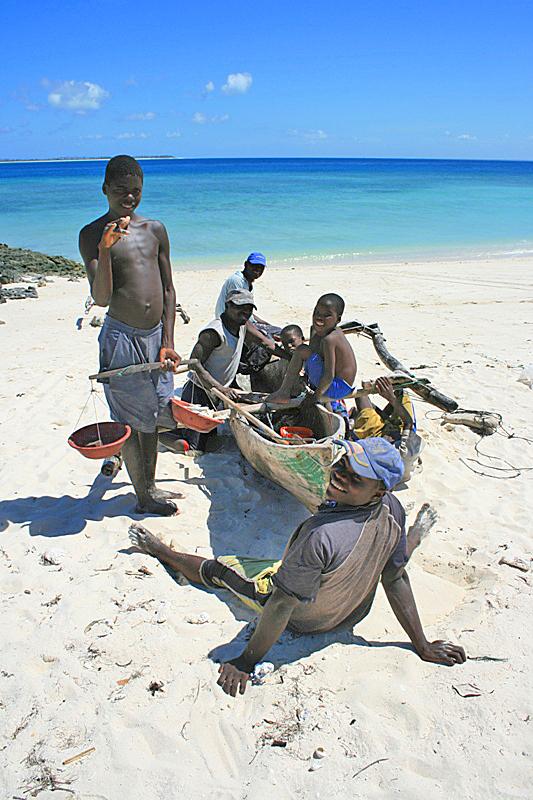Conde Nast Traveler Mozambique article