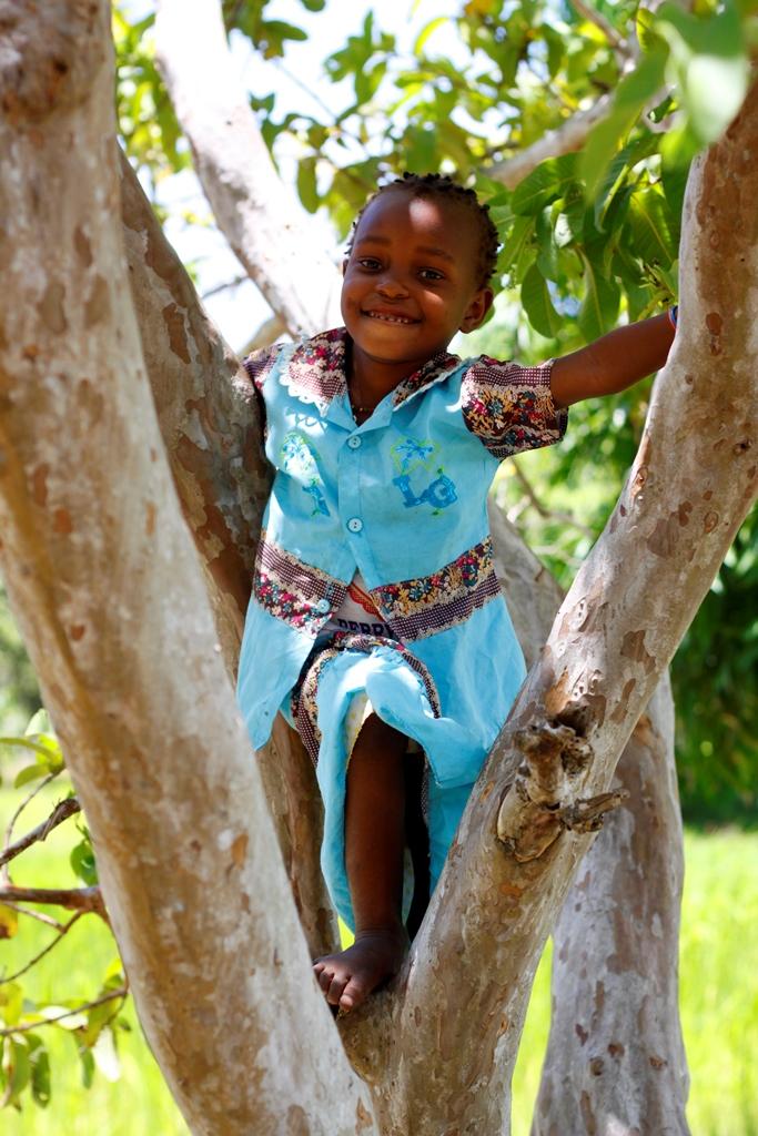 Mozambique girl