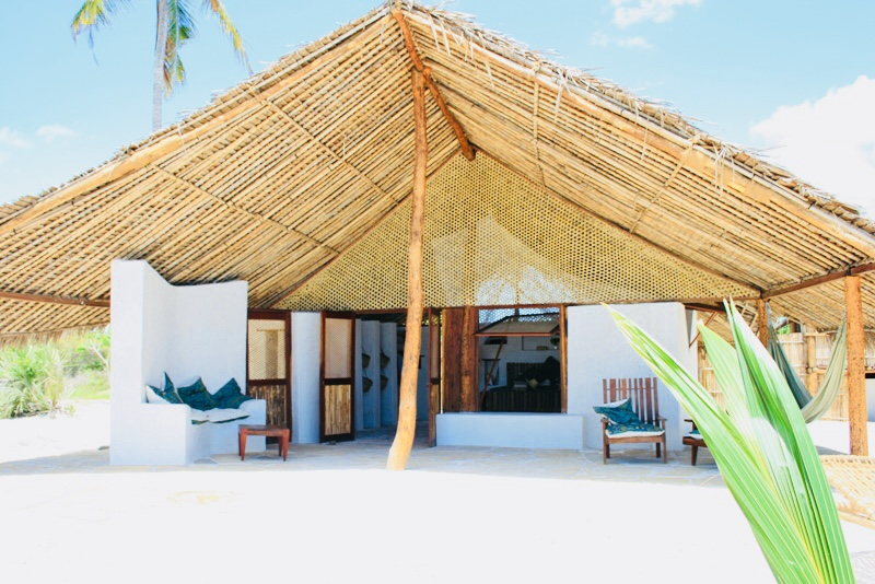 Beach Accommodation Mozambique