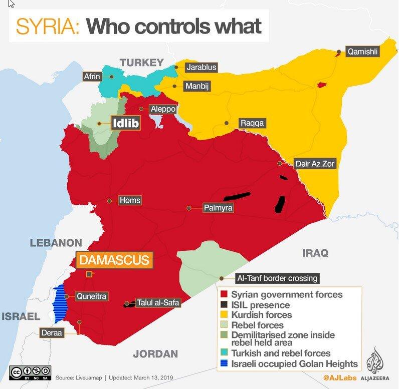Source:    Liveuamap via Al-jazeera