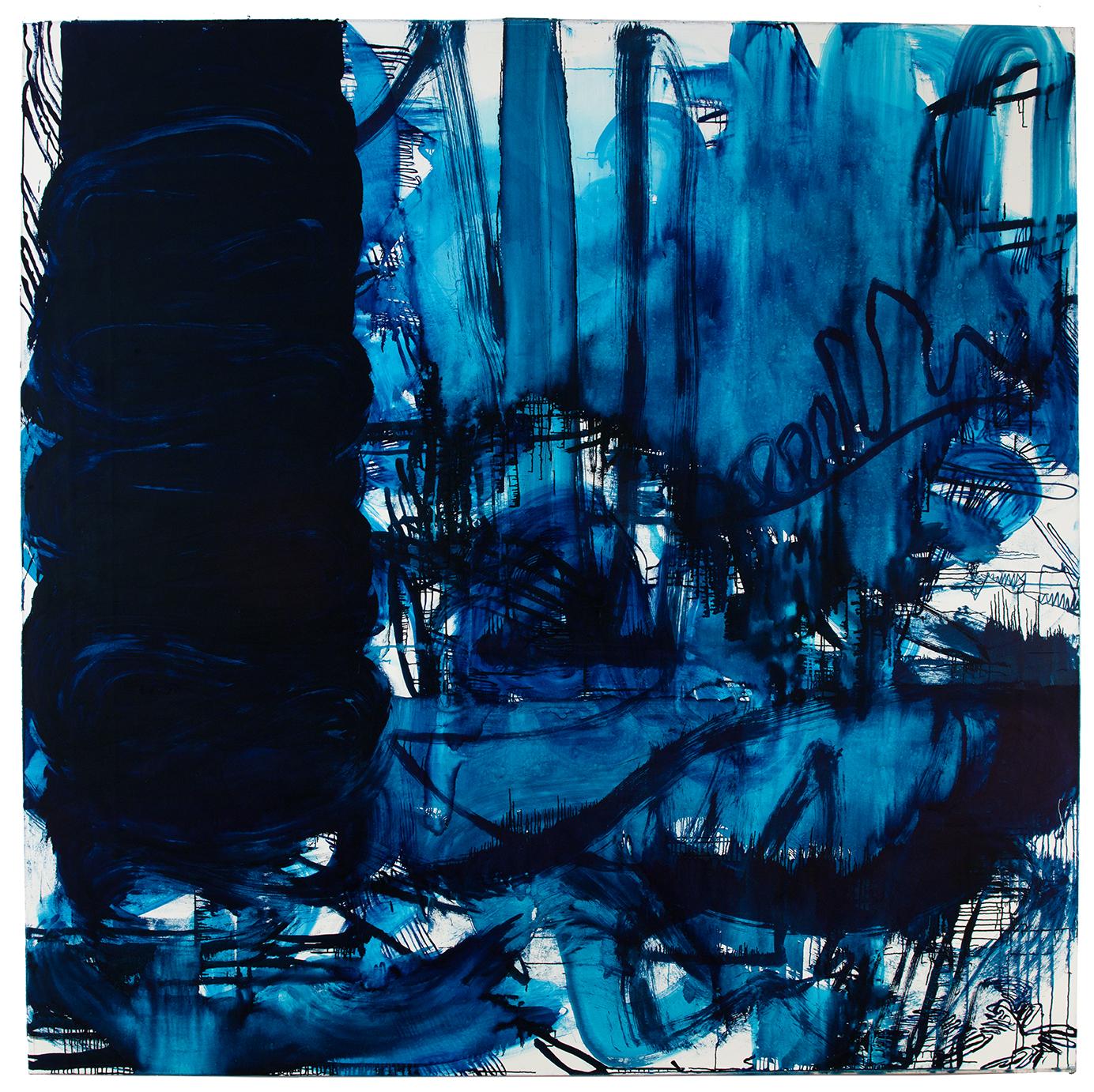 pine blue