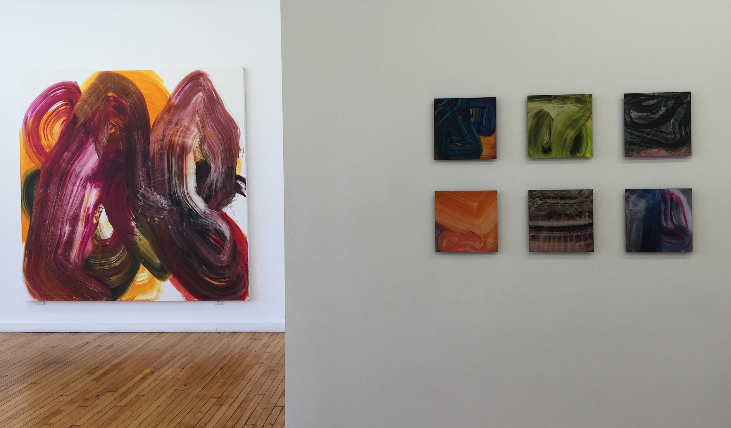 CUAC, Salt Lake City, UT - Install pics, July 2016
