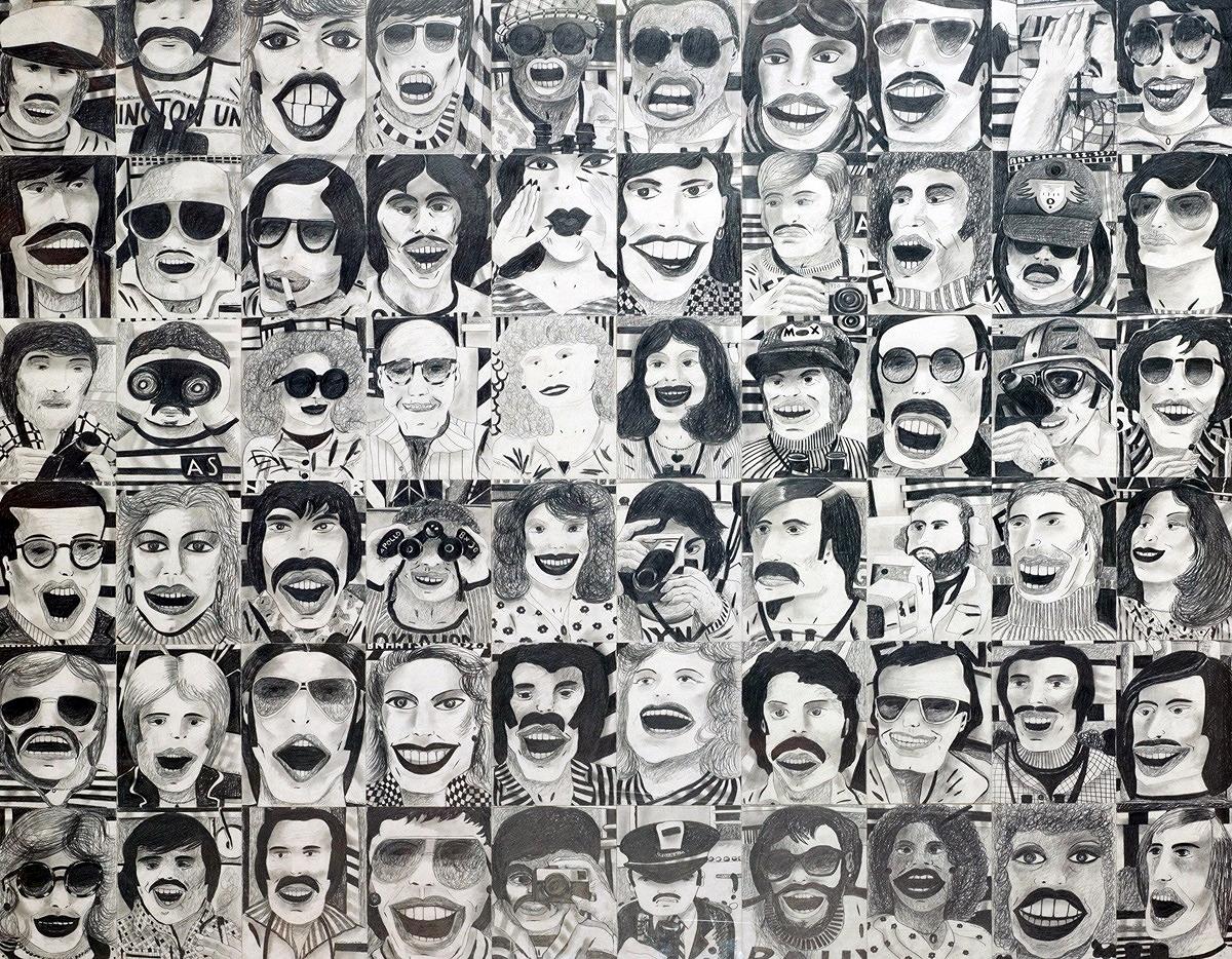 Porträts, 1976