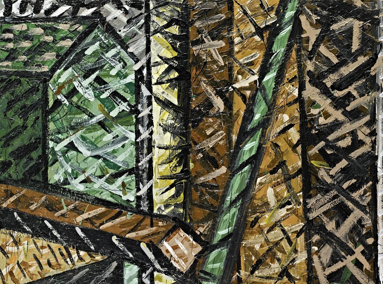 Die Werkstatt des Bildhauers 14, 1996/98/99