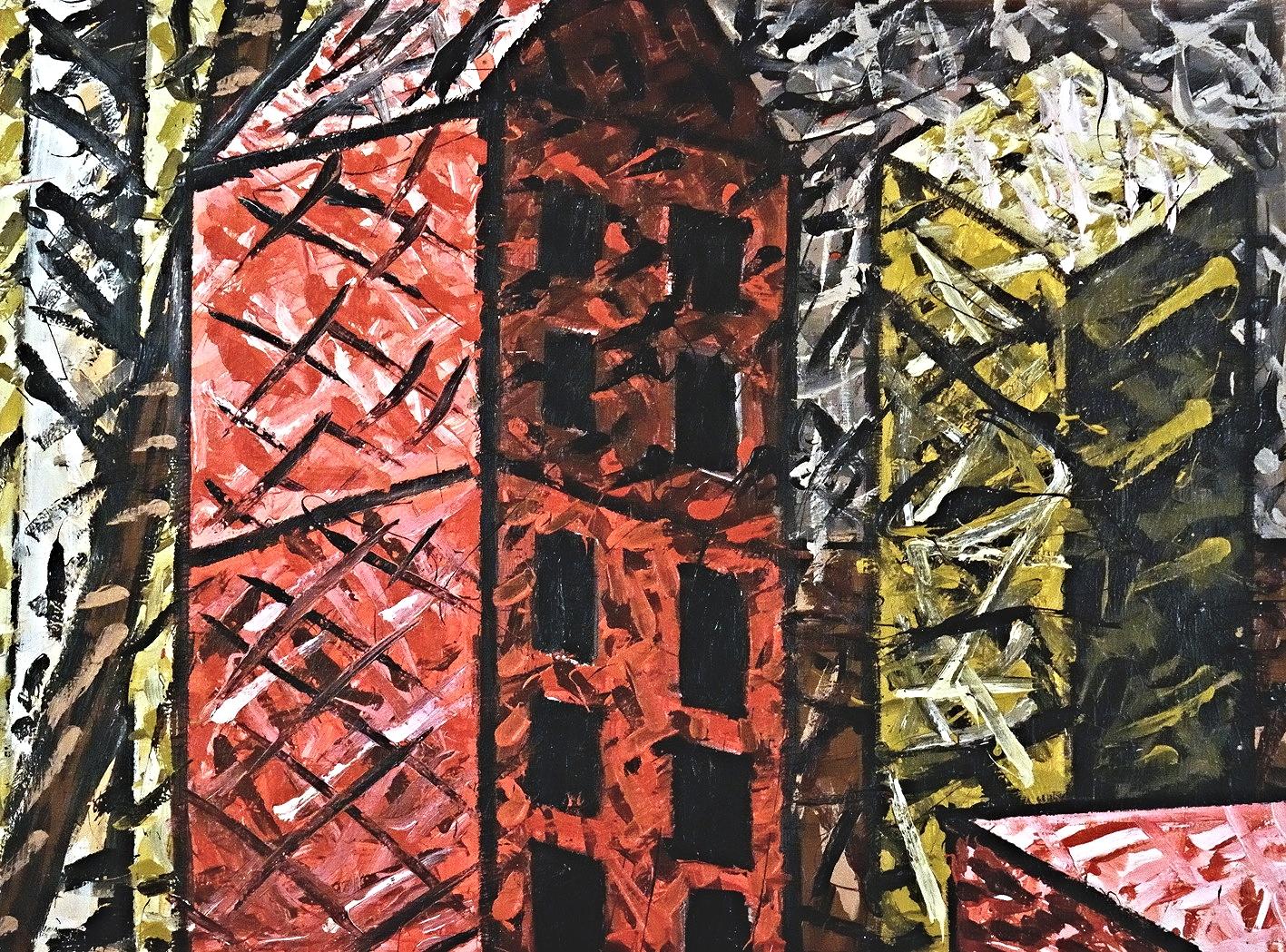 Die Werkstatt des Bildhauers 24, 1996/98/99