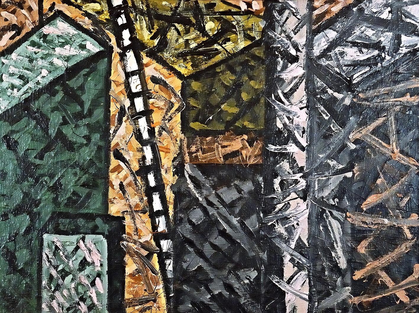 Die Werkstatt des Bildhauers 8, 1996/97/99