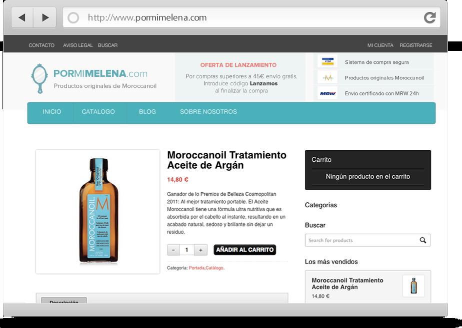 www.pormimelena.com